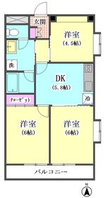 シャトレ飯田 201号室