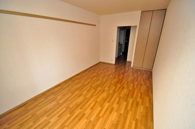 サンビレッジ・デグチⅡ 落ち着いた雰囲気のこのお部屋でゆっくりお休みください。