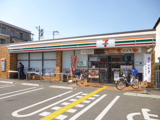 セブンイレブン大阪横堤3丁目店