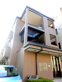 北浦石坂コーポの外観画像