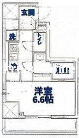 ロイヤル東栄日本橋2階Fの間取り画像