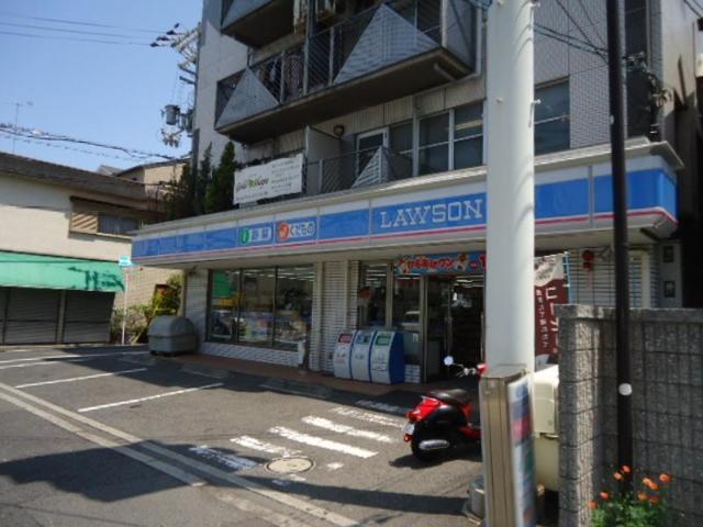ローソン堺南向陽二丁店