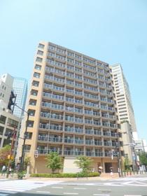 パークハビオ飯田橋の外観画像