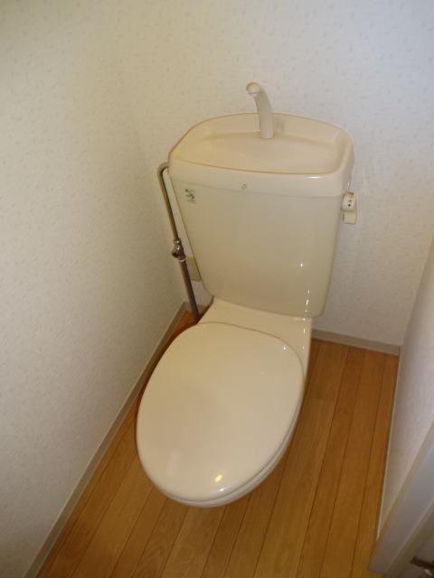 ベルカーサⅡトイレ