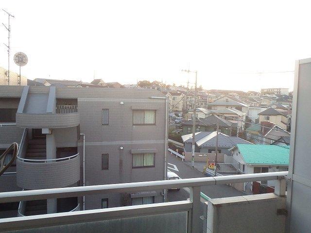 二俣川駅 徒歩8分景色
