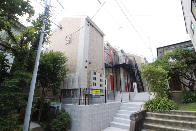 ハーミットクラブハウス戸塚Ⅳの外観画像