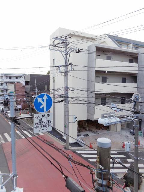 綱島駅 徒歩13分景色
