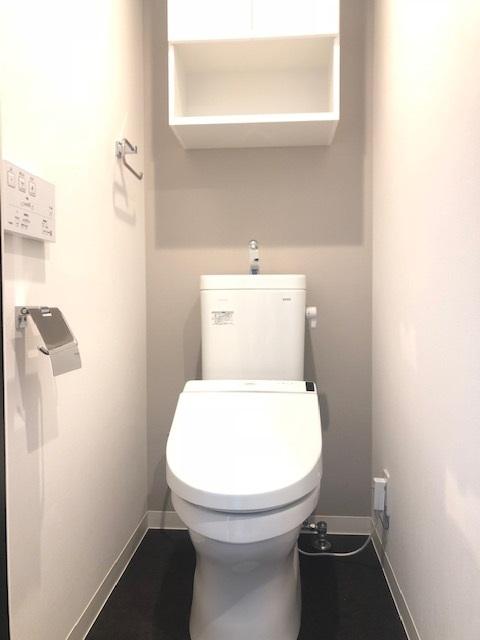 スカイコート世田谷代田橋トイレ
