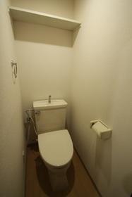暖房便座付トイレ!