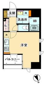 LA CASA OMORI 801号室