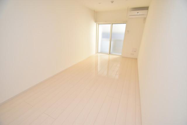 リブリ・布施 朝には心地よい光が差し込む、このお部屋でお休みください。