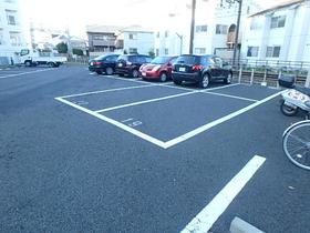 メゾンドノア聖蹟桜ヶ丘駐車場