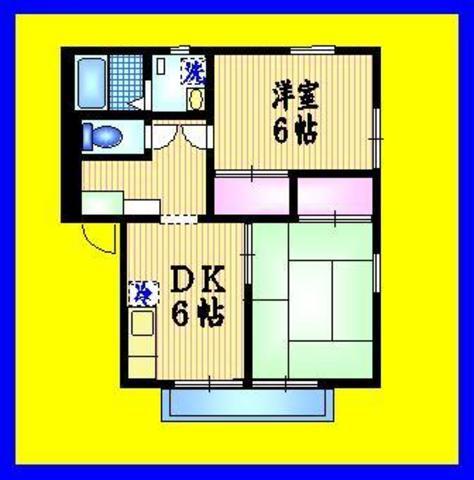 KaYa84間取図