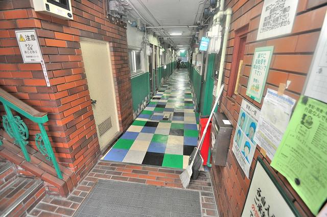 長栄寺第5コープ 素敵なエントランスがあなたを毎日出迎えてくれます。