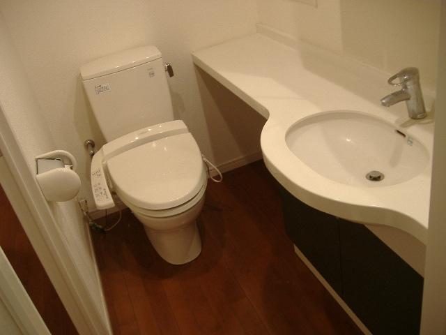 FLATS一番町洗面所