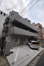 赤羽橋駅 徒歩8分エントランス