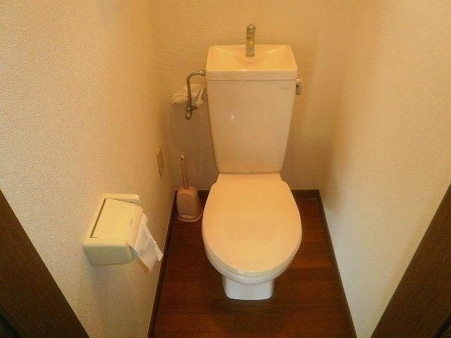 コーポ萩トイレ