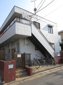 フラット・アキヤマの外観画像
