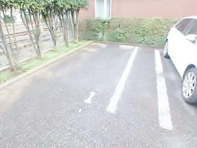 キャステール駐車場