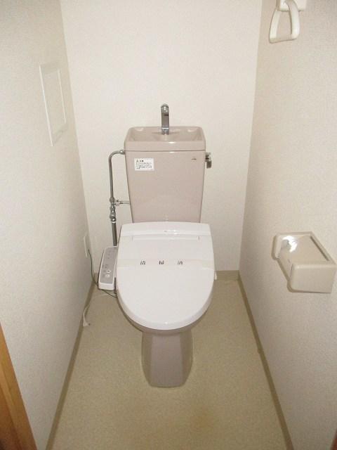 ティーリーフ横浜レジーナトイレ