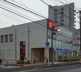 千葉銀行中山支店
