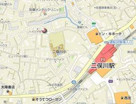 セレ二俣川案内図