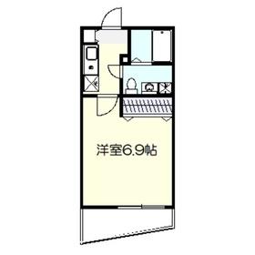 FERIO東戸塚1階Fの間取り画像
