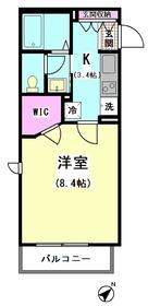 スイーツハウス 203号室