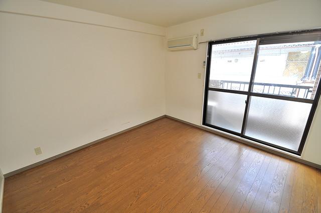 グリーンハウス 明るいお部屋はゆったりとしていて、心地よい空間です