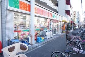 サンクス川崎観音店