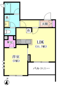 仮)大田区東糀谷1丁目シャーメゾン 303号室