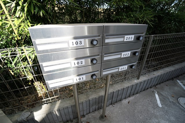 京王稲田堤駅 徒歩10分共用設備