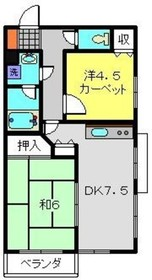 第2八千代ビル1階Fの間取り画像