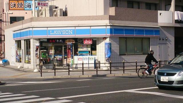 レジュールアッシュOSAKA今里駅前 ローソン大今里西1丁目店