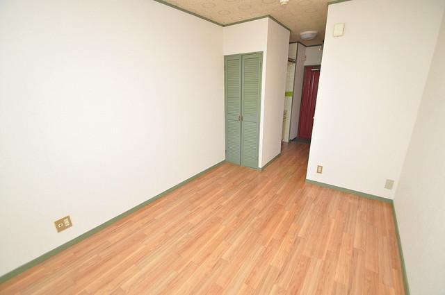 スペラーレ今里 内装は落ち着いた色合いで、くつろげる空間になりそうですね。