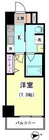 IZM戸越 603号室