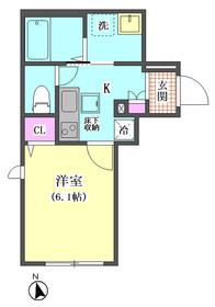 メゾン諏訪 101号室