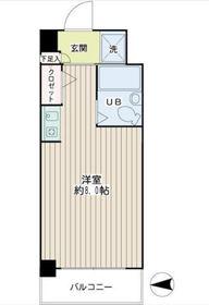 RKB245階Fの間取り画像