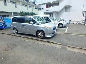 TOP矢部 第1駐車場