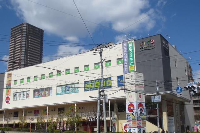 プレサンス上町台筆ケ崎 SOUTH デイリーカナートイズミヤ細工谷店