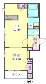 アネシス品川B 101号室