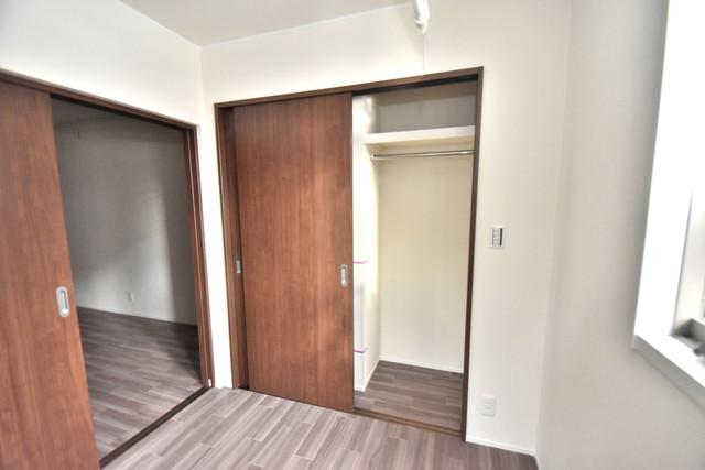 Charme Lacine(シャルム ラシーネ) もちろん収納スペースも確保。いたれりつくせりのお部屋です。