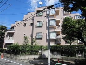 西早稲田クレセントマンションの外観画像