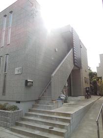 ファミールコート洗足 S棟の外観画像