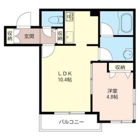 仮)大森西2丁目シャーメゾン 302号室