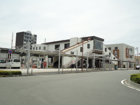 中神駅(JR 青梅線)