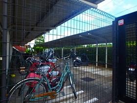 サンクタス五月台駐車場