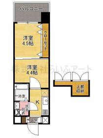 プロジェクト2100日赤通り No.51  : 5階間取図