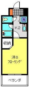 プライマリーナ新杉田4階Fの間取り画像