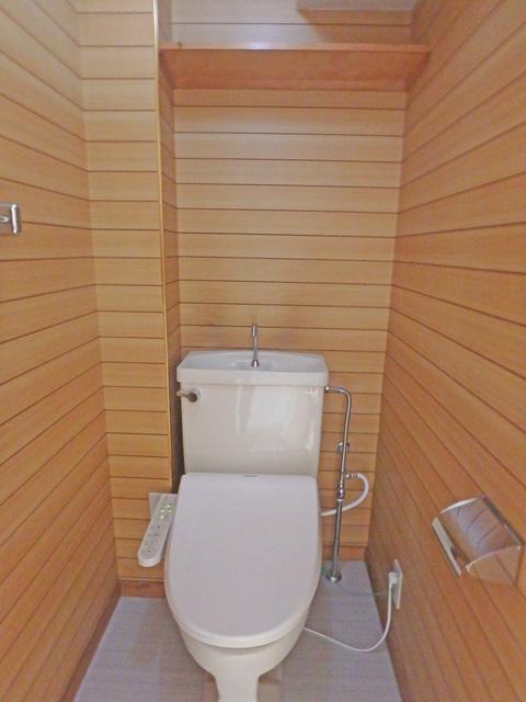 ヴェルセ学芸大トイレ